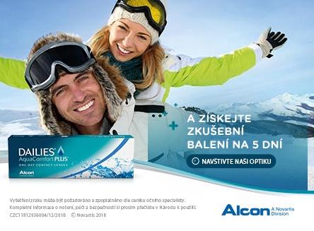 Alcon kampaň Dailies