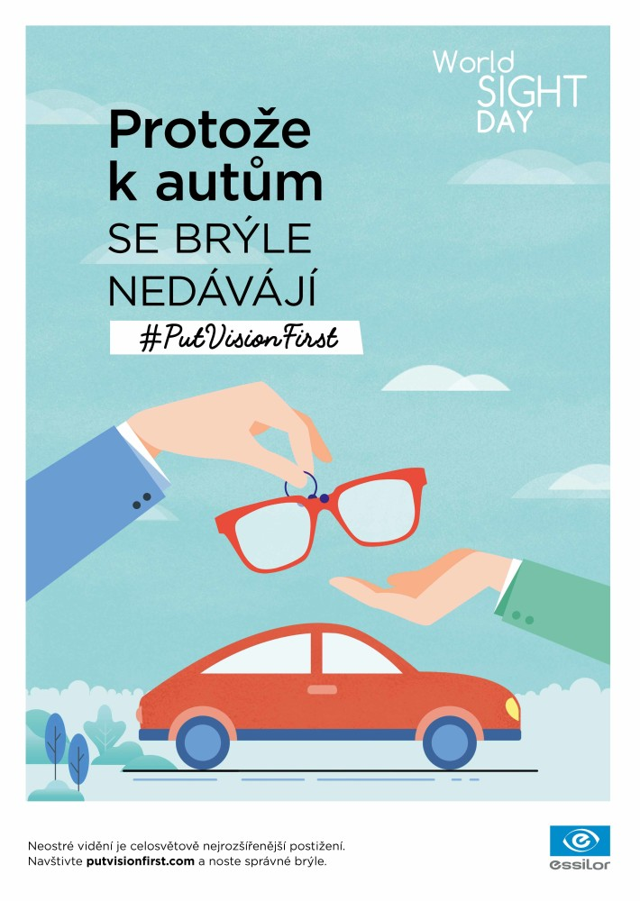 Mezinárodní den zraku