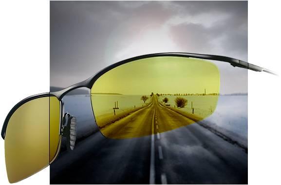 Brýle DriveWear - zataženo
