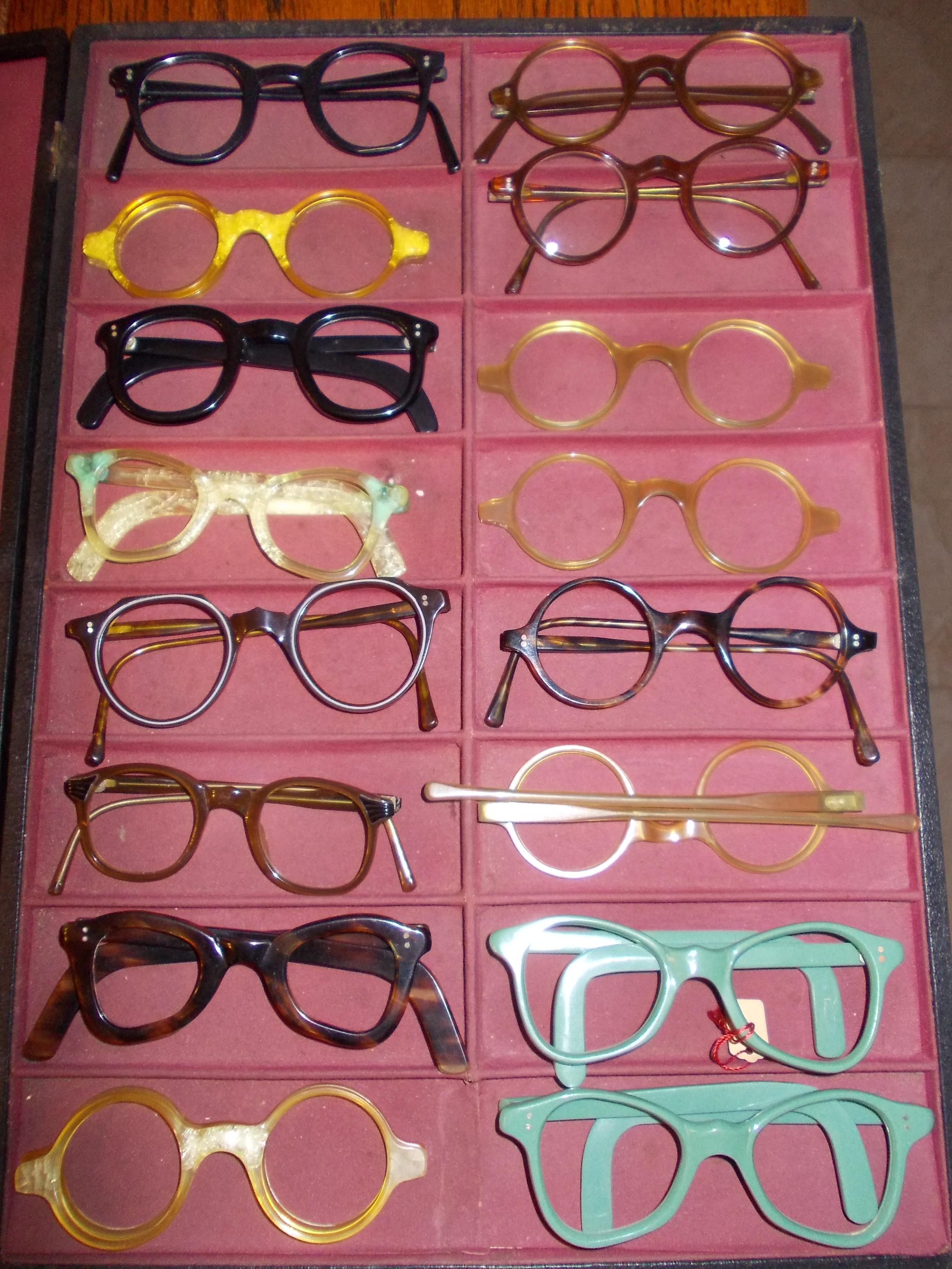 Kolekce brýlí Karla Matušky mladšího