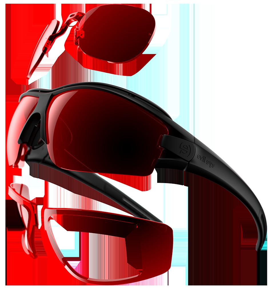 Evil Eye korekční sportovní brýle